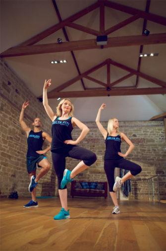 Dance Class Kelta Fit