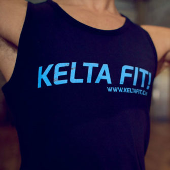 Kelta Fit mens-vest