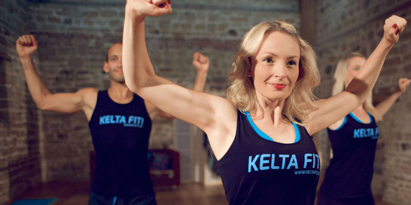 Kelta Fit instructors